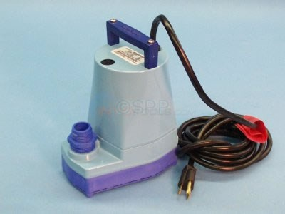 Pump,120V, Submersible - 5-MSP
