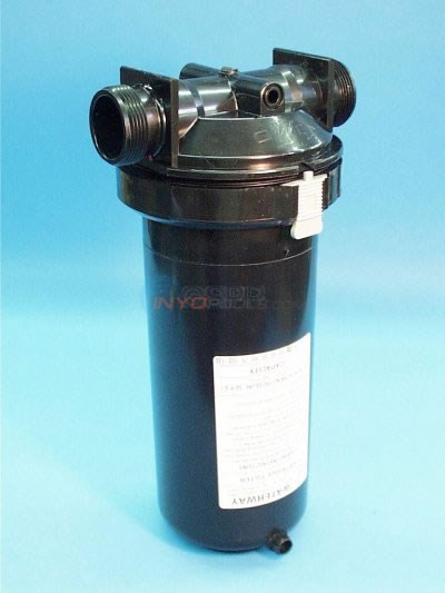 Filter,25 SF,W/By-Pass - 500-2570