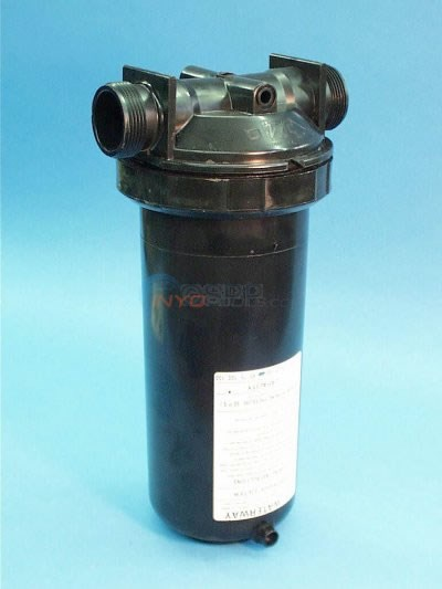 "Filter,50SF,1-1/2""MBT Inline,Bypass - 500-5070"
