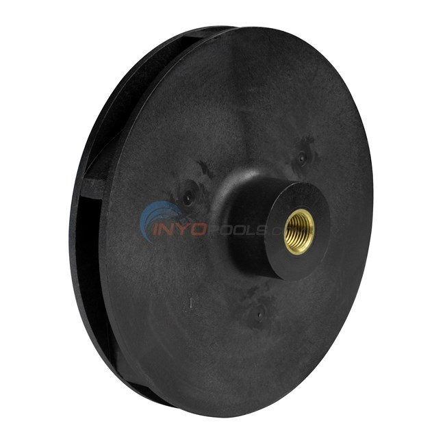 Custom Molded Products Impeller, 5 HP, Medium Head - 355068