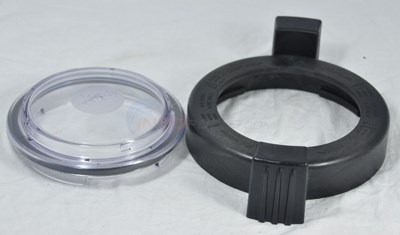 LOCKING RING, LID, & O-RING