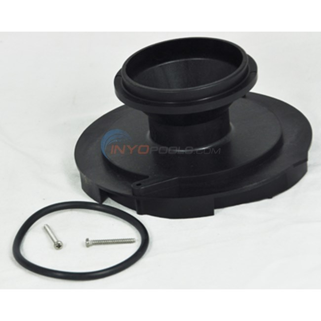 Jandy Diffuser With O-ring & Hardware, 3/4 & 1 Hp (r0479702)