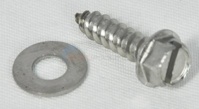 "HEX SCREW, 1/4"" X 1-1/4"""