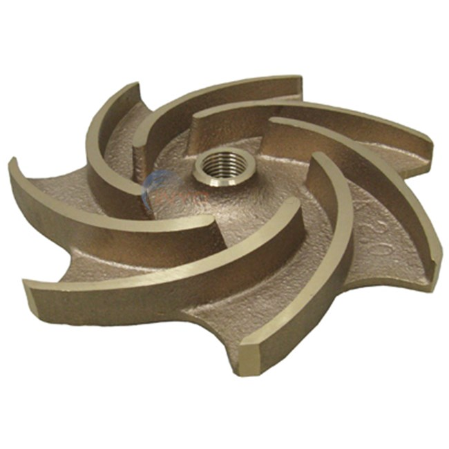 Val-Pak Products Impeller, Bronze 2.0 HP - V40-457