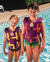 Learn-To Swim Child Training Vest, LTS,OBS - 50550