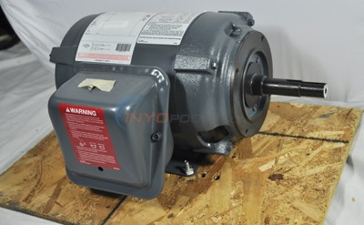 5 HP Replacement Motor