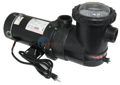 Carvin SLR9 2 HP Above Ground Pump Vertical Discharge (94027513)