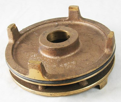 OBSOLETE SEAL FLANGE, ½ HP