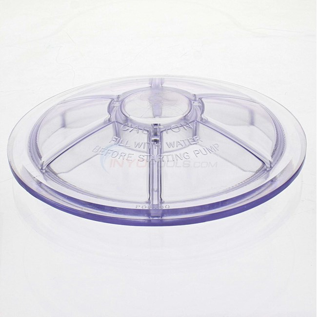 Pentair Cover, Clear Lexan - 070795