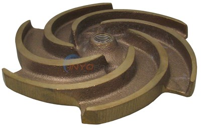 IMPELLER, 3 HP BRASS (31-330)