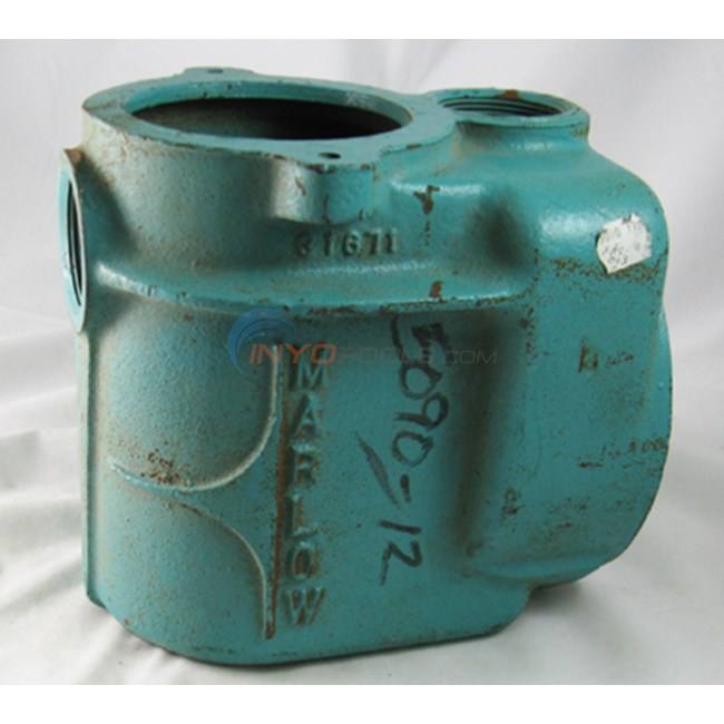 Ltd Qty (sa) Housing, Pump-iron - 5090-12