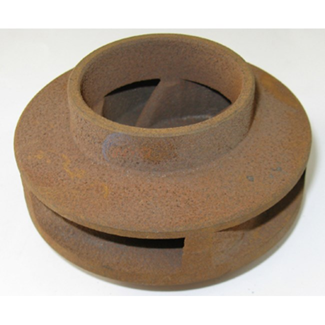 Ltd Qty (sa) Impeller, Iron 1 1/2 H16 EC-A2 - 5090-19E