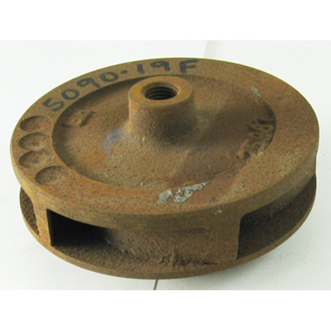 Ltd Qty (sa) Impeller, Iron 1 1/2 H17 EC-A2 - 5090-19F