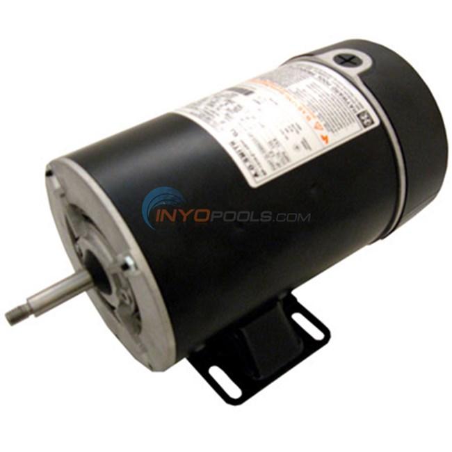 Hayward motor 1 hp w switch spx1510z1xe sp1510z1xe for Hayward pool pump motor