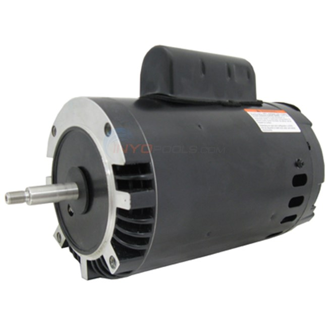 Hayward motor 1 1 2 hp 2 speed uprated spx1610z2mns for Hayward 1 1 2 hp pool pump motor