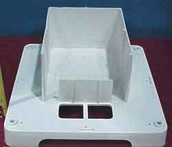 LTD QTY BODY, PUMP 1/25HP SQ HOUSING