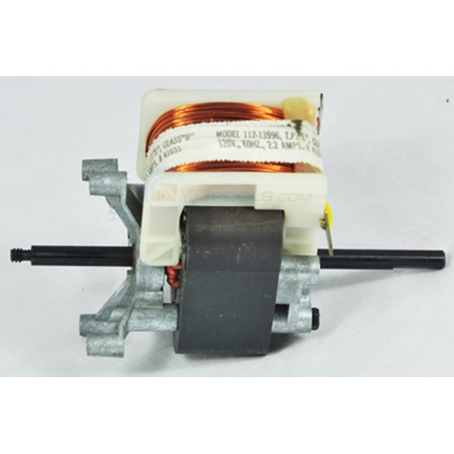 Ltd Qty Motor, 1/25hp - 5180-21