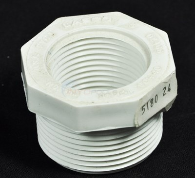 "LTD QTY ADAPTOR 1""FPT X 1 1/4"""