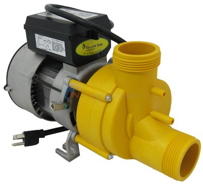 Balboa OBSOLETE Wow Pump, 7 Amp, 115 Volt, E-switch (1011083)