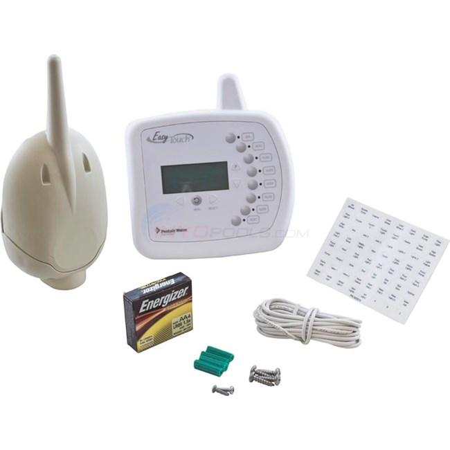 Pentair EasyTouch Wireless Controller Kit - 8 Function - 520547