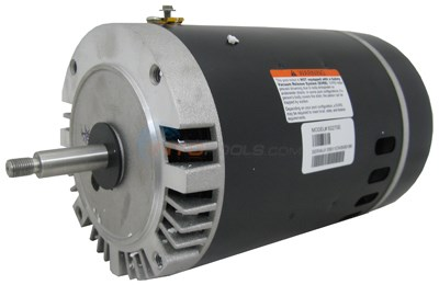 A.O. Smith 1 HP Round Flange 56J Up Rate Motor - B227SE