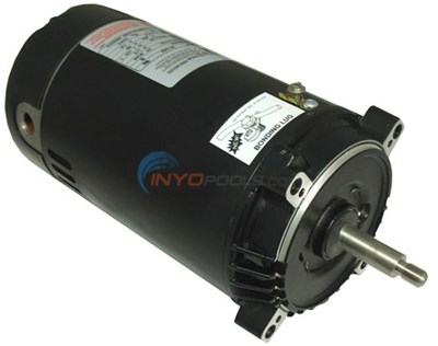 A.O Smith 1/2 HP Round Flange Replacement Motor