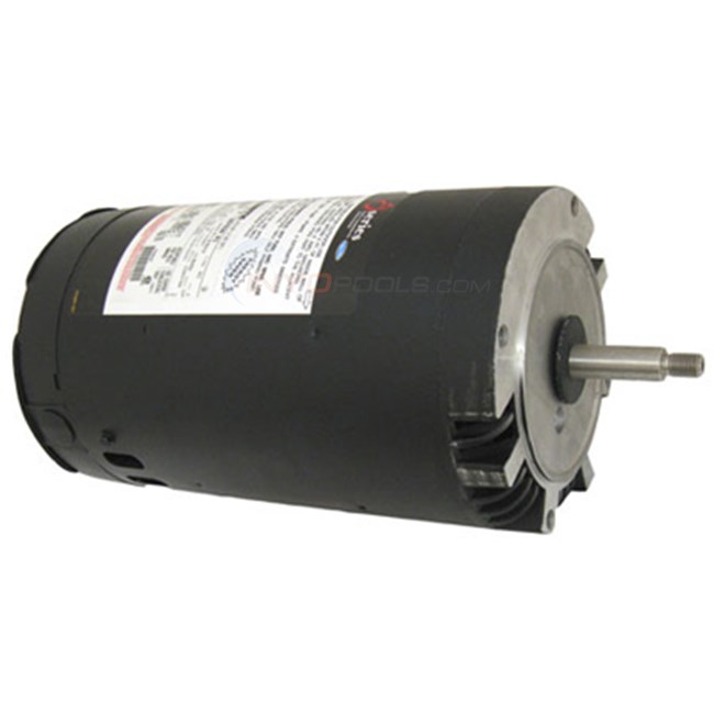 Jacuzzi inc 4 hp 56j 208 230 460 v jacuzzi motor 3 phase for Jacuzzi pumps and motors
