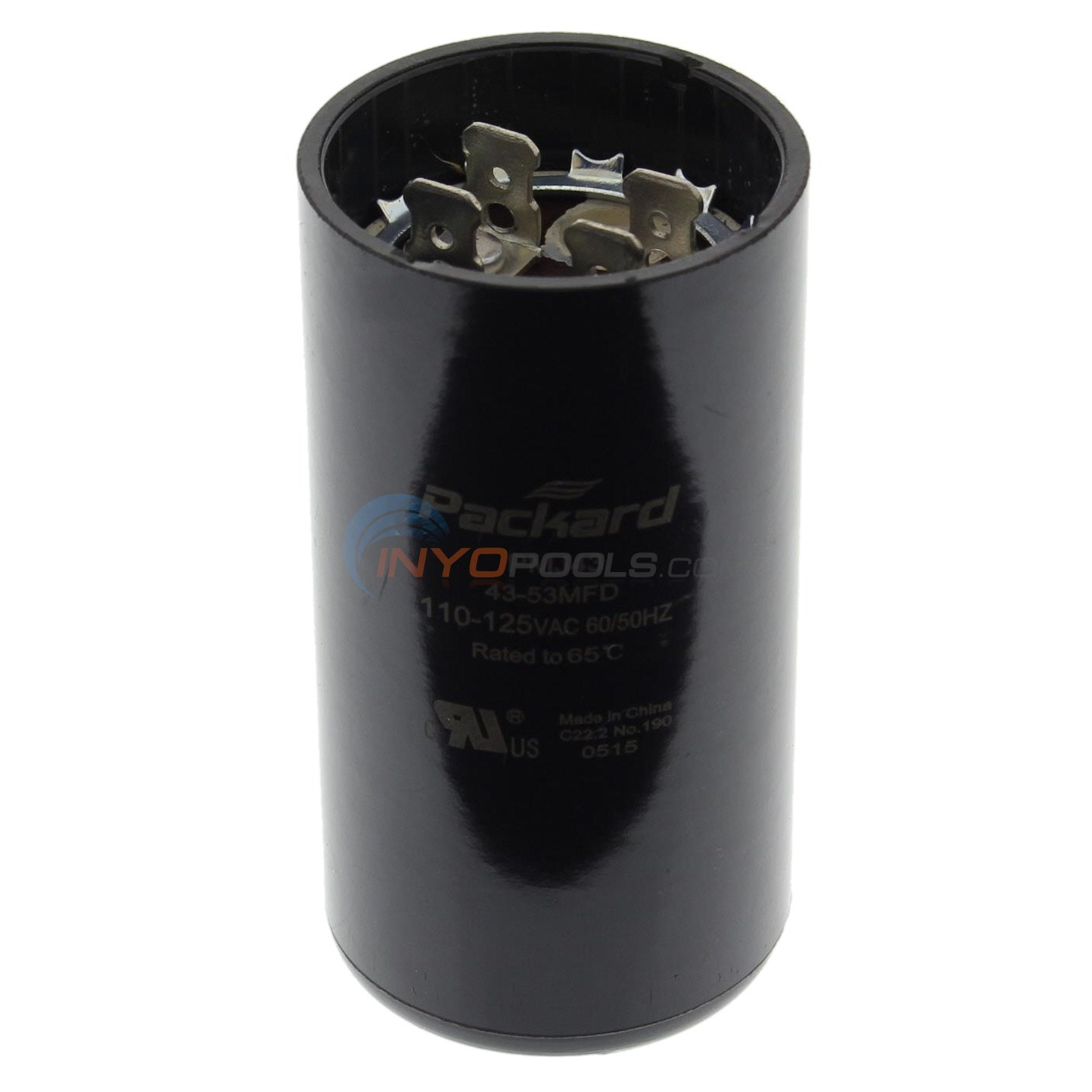 Essex Group CAPACITOR, START 43-53 MFD (BC-43)