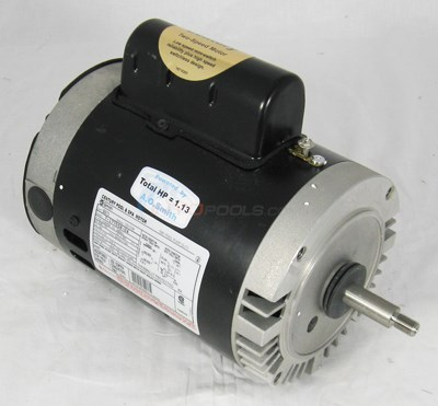 3/4 HP 2 Spd Full Rate 56J Motor