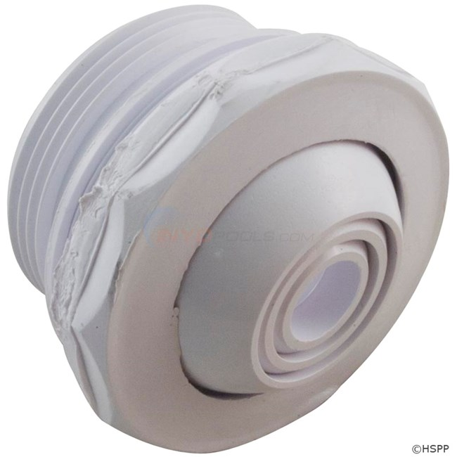 Pentair Ultimate eyeball fitting white (DS) - 542087