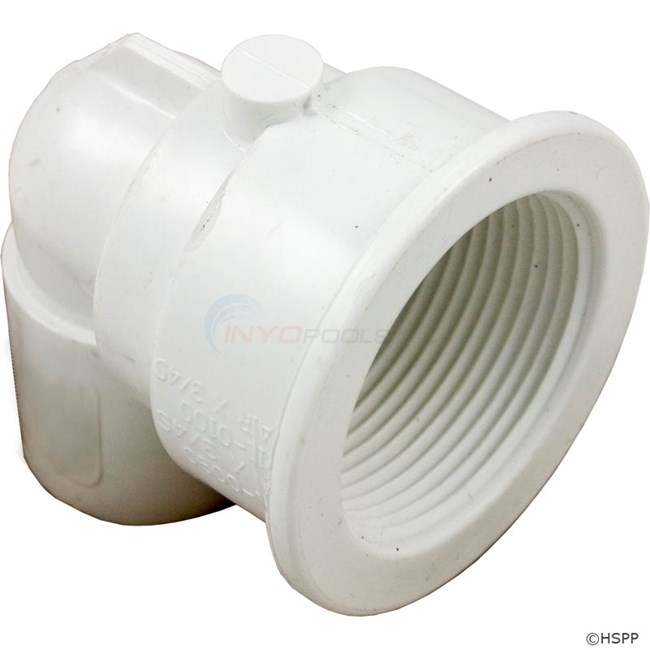 "No Air X 3/4"" Water Ell Body, W/o Wall Fitting - 222-0100"