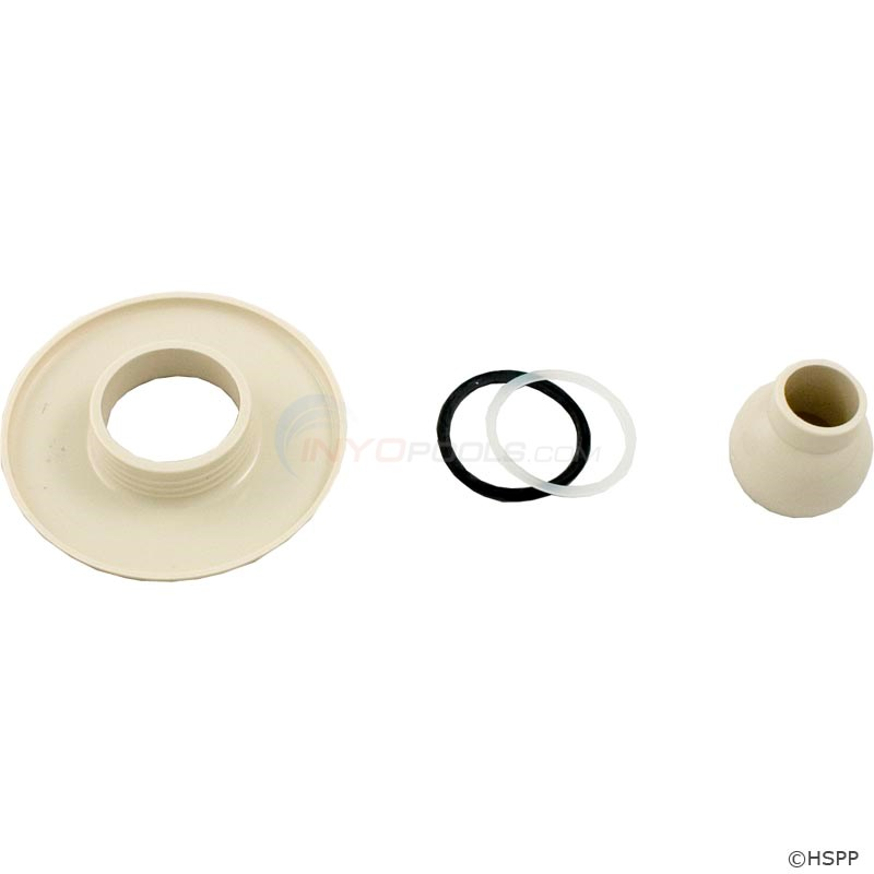 Slimline Bone Escutcheon Kit (10-3955-BON)