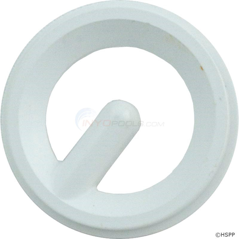 Grill Retainer,Rotating,Duo Blaster,White (36-2696WHITE)
