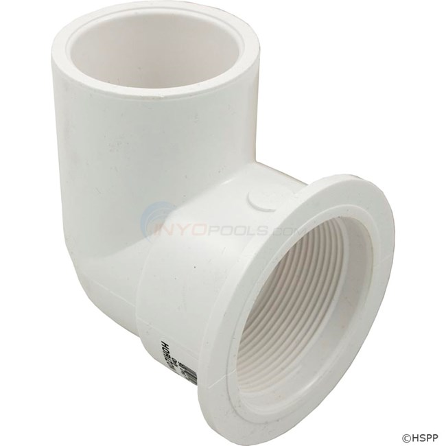 90 Deg Suction Nut Only (30-6103WHT)