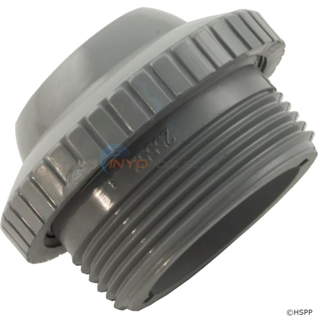 Outlet Fitting 1 1 2 Mpt X 1 Eye Gray 25552 401 000