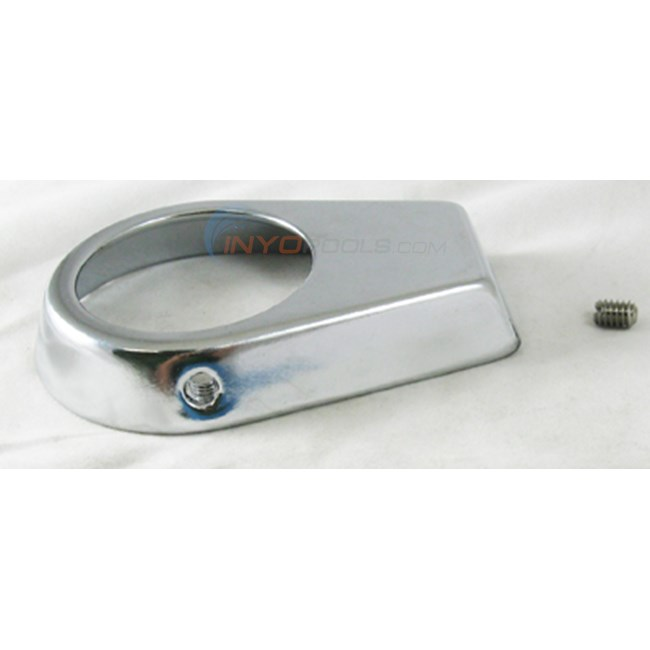 S.R. Smith Escutcheon- 1.90 Oblong S/s - EP100A