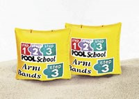 Pool School Deluxe Roll-up Arm Band - 56643