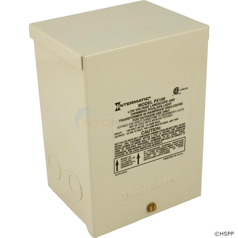 Intermatic 100 Watt Transformer