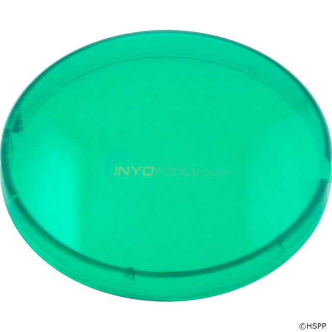 Green Light Lens Cover (GREENLENS) - NO LONGER AVAILABLE
