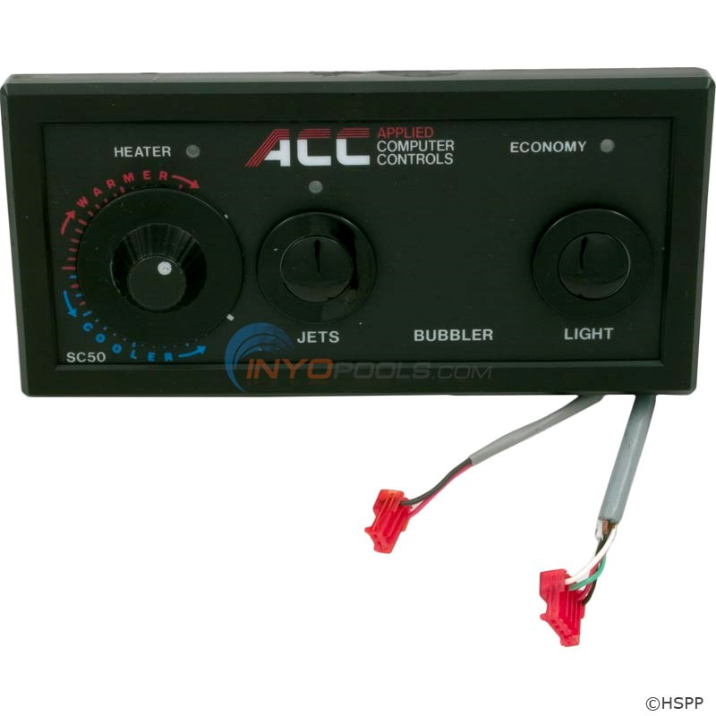 KP50-A2 Control Panel W/2-Air Buttons (Viking) (KP50-A2)