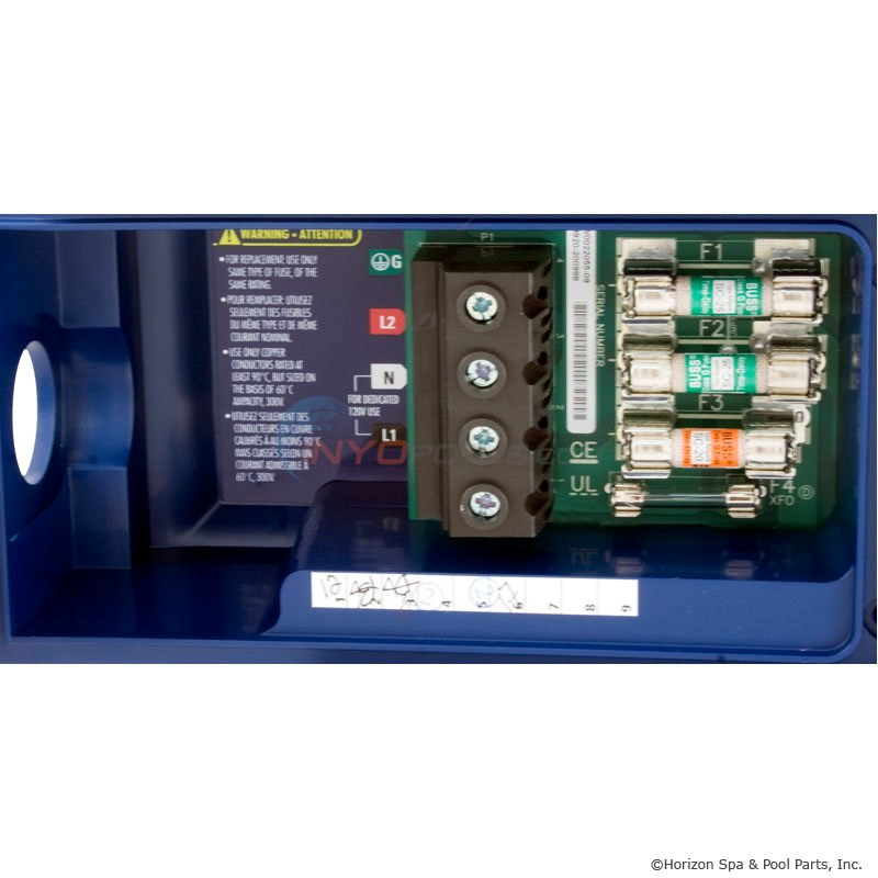 Control,in.xe,4kW 120/240v,P1,P2,Bl,Oz,L,in.k450 - 58-337-1045