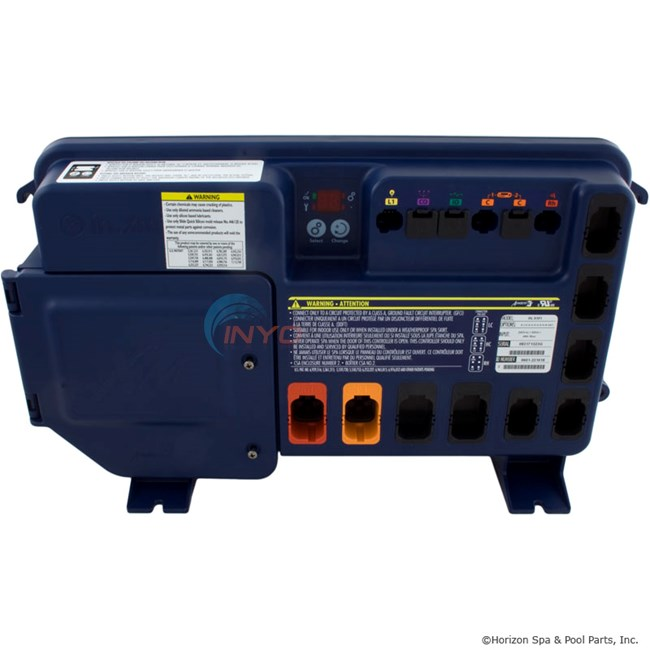 in.xm System,(3)pump,(4)5amp Access,(no heat,cords,panel) (0601-221018)