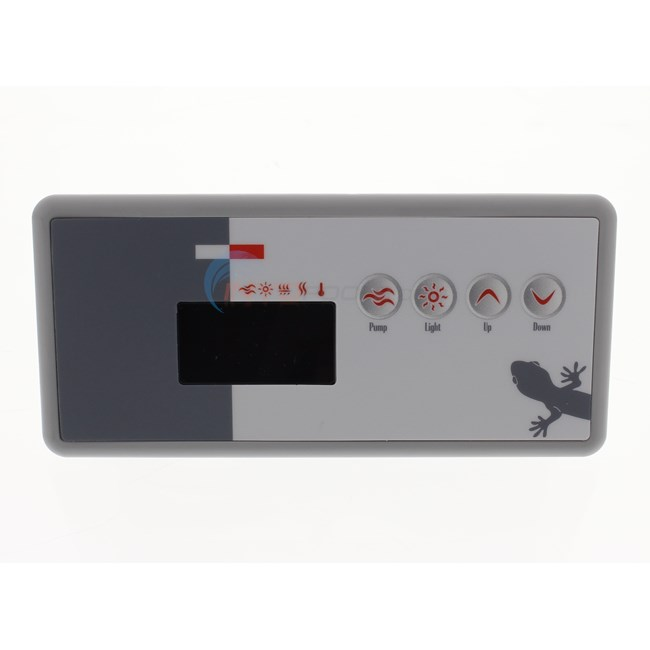 Panel,TSC-19,Lg Rec,4-Button,LED,1-Pump,SSPA-1,MP (BDLTSC19GE1)
