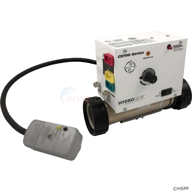 CS700-C Inline,1.5KW W/20A GFCI Cord(unswitched blower cir.) (CS700-C)