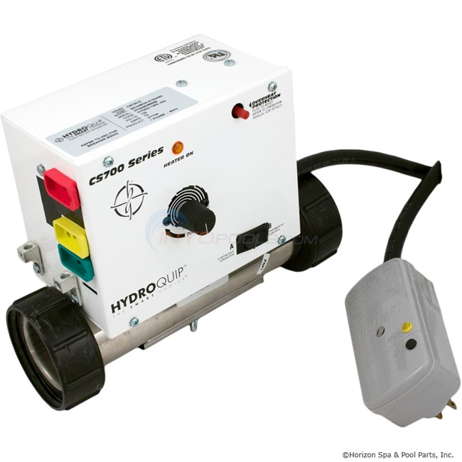 CS700-D Inline,1.0KW W/15A GFCI Cord(unswitched blower cir.) (CS700-D)