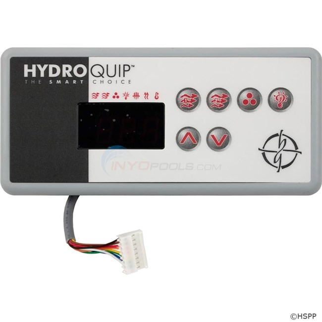 CS6238U-VH Univ.Control w/Versi-Heat,Dual Pump, w/10`Panel (CS6238-U-VH-H)