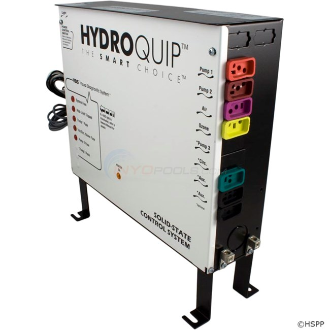 ES9408CVHHC 1.5HP Versi-Heat 120/240V, 10ft Panel HCGFCI (ES9408-C-VH-HC)