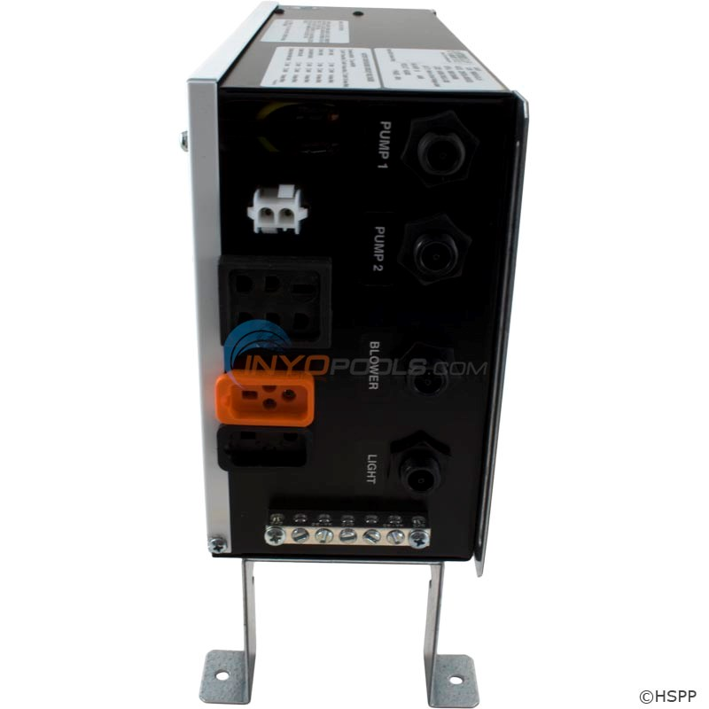 Control,PS6003HN,Slide Less Heat(P1,P2,Bl,Oz,Lt)CC4,HC - 58-355-6510