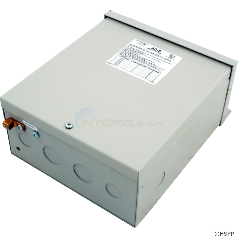 Control Sys, 240V, AS-5 Model, L/G - 922990-001