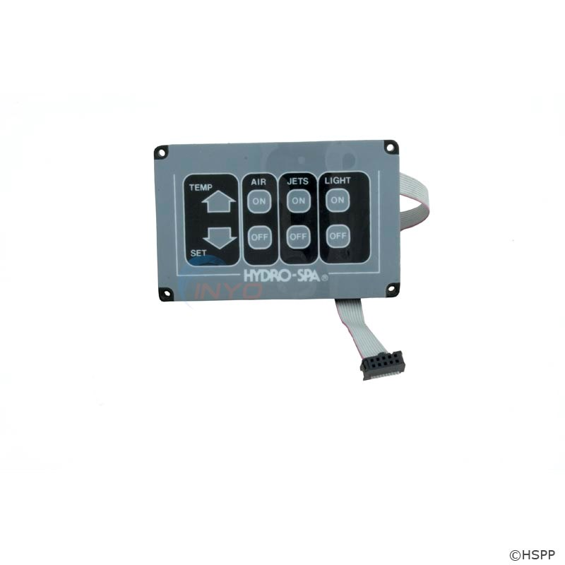 3-Function Touchpad,Hydro Spa - 58-577-1010